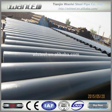 Astm a192 tubo de aço sem costura de baixo carbono sem costura
