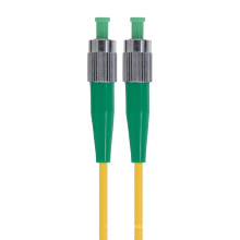 Cordon de brassage fibre optique FC à faible perte