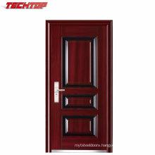 TPS-129 Fashionable Design Iron Entrance Door on Hot Sale