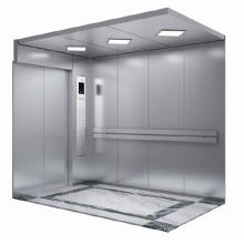 Bett Aufzug mit einer Kapazität von 1000 kg (in der Mitte öffnende Tür)