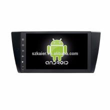 Octa core! Android 7.1 voiture dvd pour E90 avec écran capacitif de 9 pouces / GPS / lien miroir / DVR / TPMS / OBD2 / WIFI / 4G
