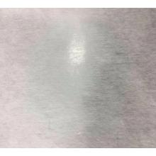 Aire caliente a través de tela no tejida hidrofóbica para pañales