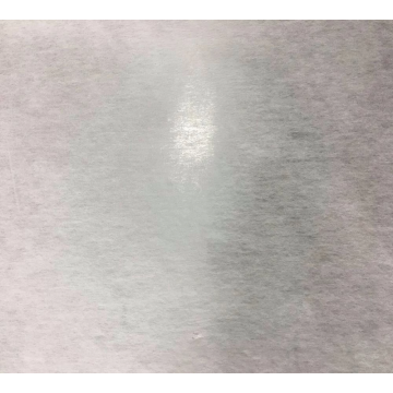 Heiße Luft durch hydrophobes Vlies für Windeln
