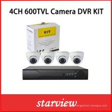 4CH 600tvl cámara DVR Kit (SV60-DK04D7C60)