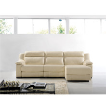 Electric Recliner Sofa USA L&P Mechanism Sofa Down Sofa (729#)