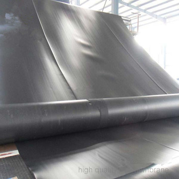 0.5mm Resistencia UV HDPE Geomembrane Pond Liner