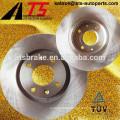 For PEUGEOT for CITROEN brake disc rotor 4246W2