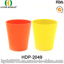 Small Simple Eco-Friendly Biodegradable Bamboo Fiber Cup (HDP-2049)