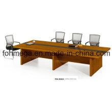 Bureau de design moderne Table de conférence pour 12 personnes (FOH-R3614)