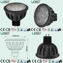 Lumière standard unique de la taille 500lm MR16 LED (LS-S505-MR16-NWW / NW)