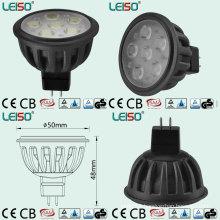 Unique Standard Size 500lm MR16 LED Spot Light (LS-S505-MR16-NWW/NW)