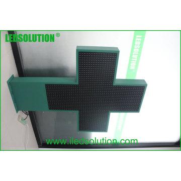 Croce a LED/Croce LED Farmacie/Croci Parafarmacie Display
