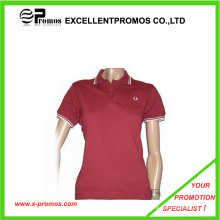Top Quality Custom Polo Shirt for Promotion (EP-Y1001)