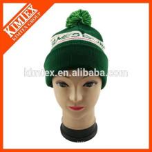 Модная жаккардовая дизайнерская шапочка с буквами