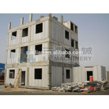 Perlite Insulation Wall Panel 1000m2/d