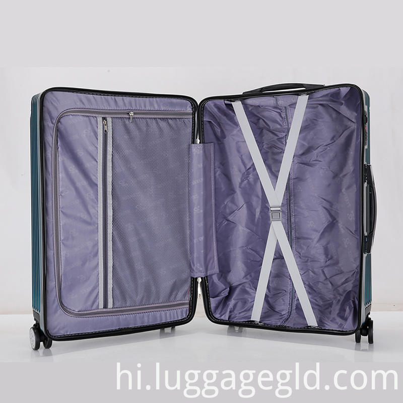 carry on luggage trolley bag