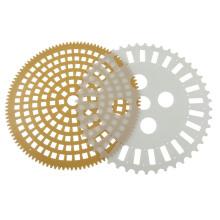 G10 Epoxy fibra de vidrio de mecanizado de piezas