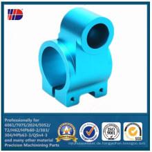 Cnc-Präzisions-Bearbeitungsaluminium CNC, das CNC-Präzisionsbearbeitungsteile bearbeitet