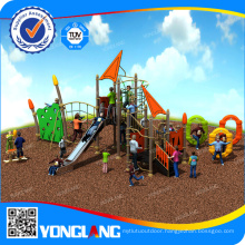 Kids Outdoor Climbing Playground Equipment