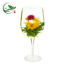 EU-Standard Hua Kai Fu Gui (weißer blühender Jasmin-Pfirsich-Tee) chinesischer blühender Tee