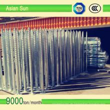 Schraube Stapel für Solar Power Bodensystem