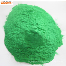 Long-lasting ral metallic electrostatic powder coat paint