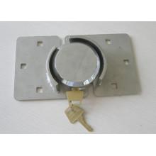 Cadeado redondo do disco do hóquei da grilheta do Hasp da segurança de 73mm