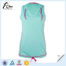 Последние разработки для взрослых девочек Top Singlet Sportswear