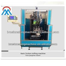 Máquina caliente de la agitación de la escoba de alta velocidad de 4 ejes de la venta 2014
