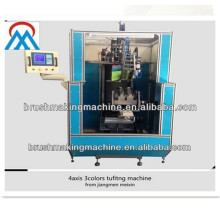 2014 venda quente 4 eixos de alta velocidade vassoura máquina de acolchoar