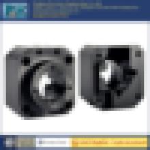 Piezas de mecanizado de plástico negro de precisión personalizada