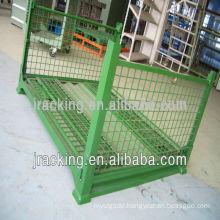 Nanjing Jracking adjustable stackable warehouse pallet bin