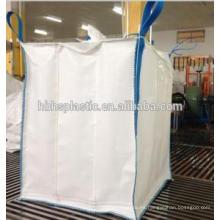 Big FIBC Container PP Woven Bag con caño superior