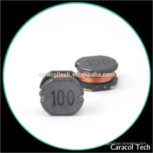 Wound Wire 100uh Smd Power Inductor With Copper Coil