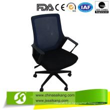 Cadeira alta do escritório da malha traseira, cadeira do computador com braço