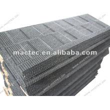 Stone Coated Metal Roofing Of Shingle Tile