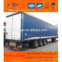 Waterproof PVC Laminated and Coated Tarpaulin Used for Truck Cover