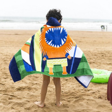 wholesale custom kids beach towel