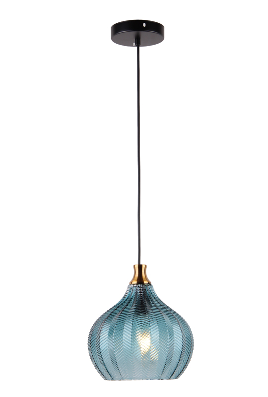 Ink Blue Pendant Lamp