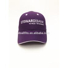 Дешевая спортивная кепка продвижения с эмблемой emboridery сделанной в фарфоре