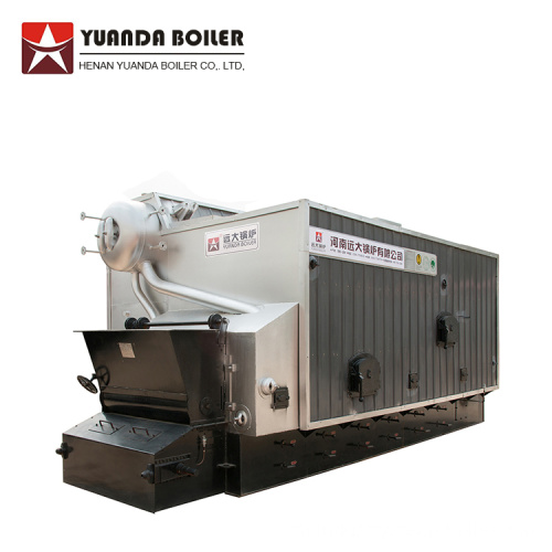 ชีวมวล Corn Cob Cashew Husk Fired Steam Boiler