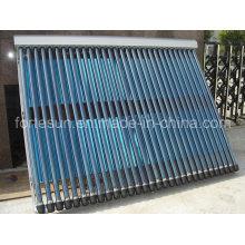 Chauffe-eau solaire centrifuge à haute efficacité Heatpipe Splite