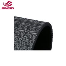 Factory direct cheap  price high density foam eva black mens slippers rubber soles