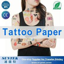 Temporary Tattoo Paper Tattoo Sticker Water Decal Film