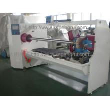 PLC PVC Elétrico, Papel de Máscara, Máquina de corte de rolo de registro dupla face