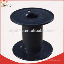 empty plastic cable reels for wire shipping