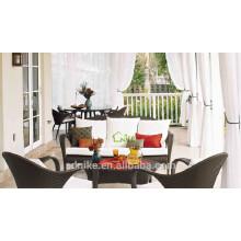 classic outdoor rattan sofa