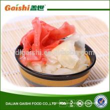 Hot sale sweet and vinegar sushi ginger, market prices for ginger