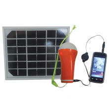 Solar Licht mit Lithium Batterie Laterne Angeln