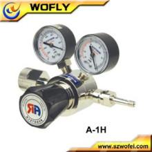 SS316 regulador de pressão de gás natural forjado
